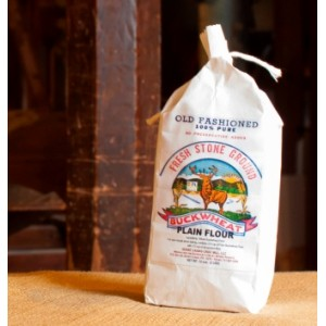 Plain Buckwheat Flour (2 lb)