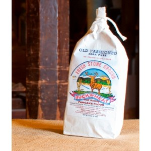 Self Rising Buckwheat Pancake Mix  (2 lb)