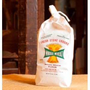 Whole Wheat Flour (2 lb)
