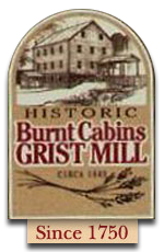 Historic Burnt Cabins Grist Mill